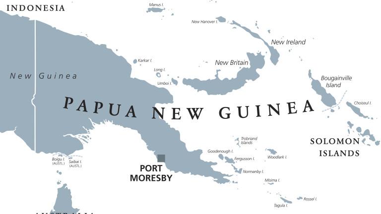 Националният парламент на Папуа Нова Гвинея беше блокиран, след като