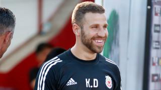 Кирил Динчев от ЦСКА помогна на дете със здравословни проблеми