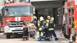 МВР-шефът се ангажира с исканията на пожарникарите