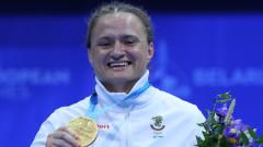 Първо злато за България от Европейските игри в Минск