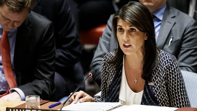 САЩ обявяват нови санкции срещу Москва