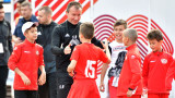 Стамен Белчев: Ще се справим срещу Левски с футболистите, които имаме