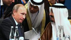 Путин звънна на саудитския крал, разкри му подробности по мирния план за Сирия