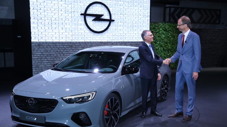 Собственикът на Opel и Peugeot с рекордни продажби за 2018 година