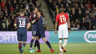 ПСЖ направи за смях Монако и стана шампион на Франция