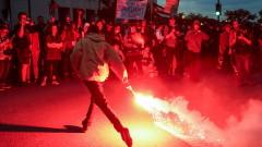 Протести в Канада срещу Г-7