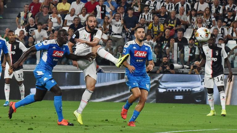 Гонсало Игуаин поднови тренировки с Ювентус
