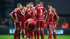 Дания без победа над Ирландия от 32 години