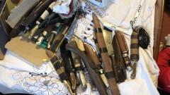 Разкриха незаконен цех за боеприпаси в Пирдоп