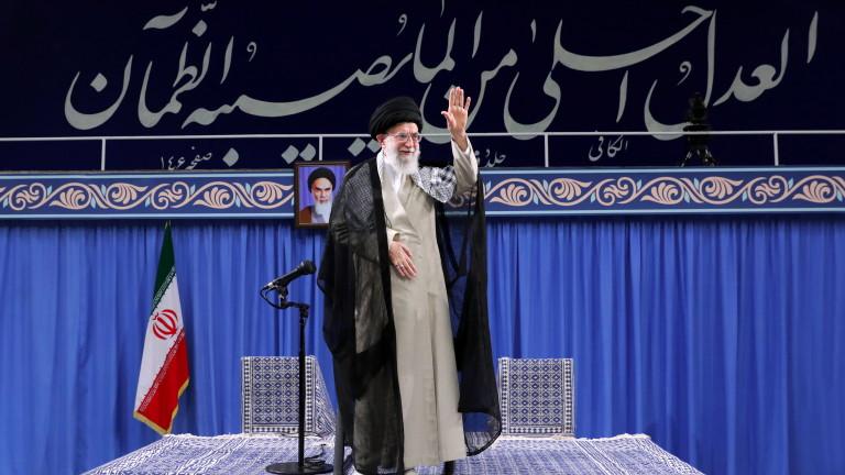 Вождът на Иран аятолах Али Хаменеи обяви, че Иран ще