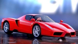 Загина дизайнер на Ferrari
