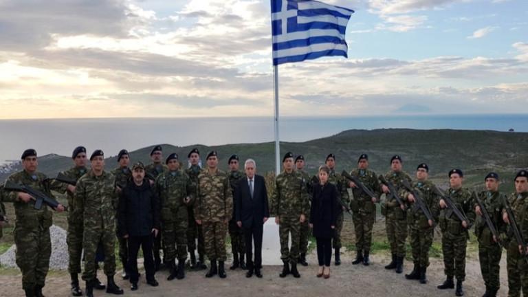 Гръцки зам.-министър вижда необявена война с Турция в Егейско море