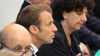 Макрон: Блокирам сделка ЕС-Меркосур, ако Бразилия напусне Парижкото споразумение