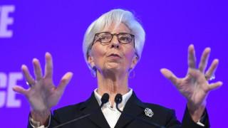 Лагард: Коронавирусът може да предизвика икономически колапс с мащабите на 2008 г.