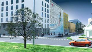 Строят бизнес комплекс със собствена метростанция в София