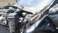 Катастрофа затвори пътя Варна - София
