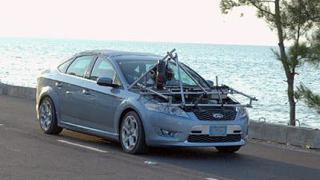 Новото Mondeo на Ford в ръцете на Джеймс Бонд