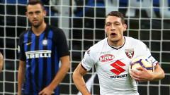 Торино отказа поредна оферта за Андреа Белоти