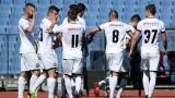 Славия победи Септември с 2:1 в мач от 25-ия кръг на Първа лига