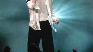 Погребват Майкъл Джексън