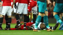 Манчестър Юнайтед - Саутхемптън (Развой на срещата по минути)