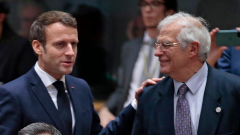 Великобритания, Франция и Германия ще задействат механизма за разрешаване на