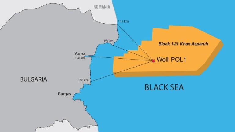 Френският енергиен гигантTotal и партньорите му OMV Offshore България и