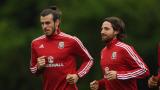 Уелс с всичките си звезди за решителната квалификация срещу Унгария