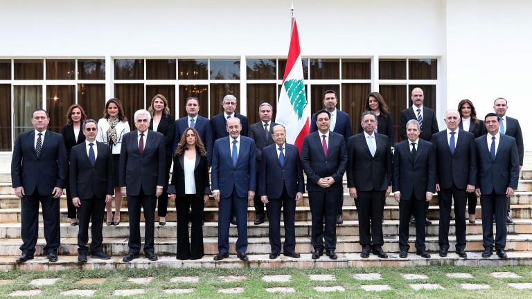 Премиерът на Ливан Хасан Диаб обяви, че оглавяваният от него