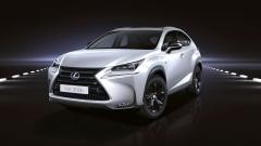 Lexus представя новите си SUV модели