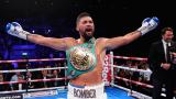 Тони Белю: Антъни Джошуа предефинира бокса