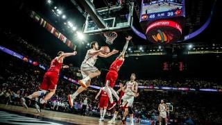 """Квалификациите за Евробаскет 2022 могат да се провеждат в """"балон"""""""