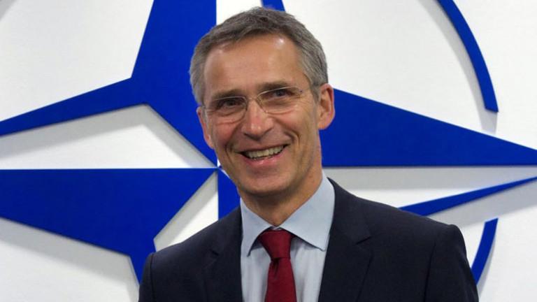 Столтенберг: Не приемаме Русия да взима решения вместо съседите си