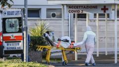 Стряскащите нови 349 жертви на коронавируса в Италия за 24 часа