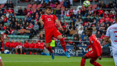 Швейцария не срещна трудности с Гибралтар, Дания се издъни в Грузия