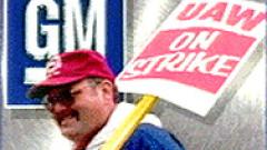 Стачка на работниците в General Motors