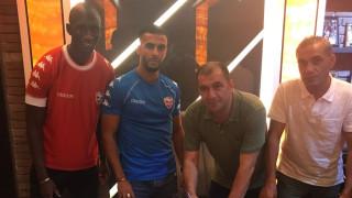 Ас на Пирин се събра с бивши играчи на Левски в Турция