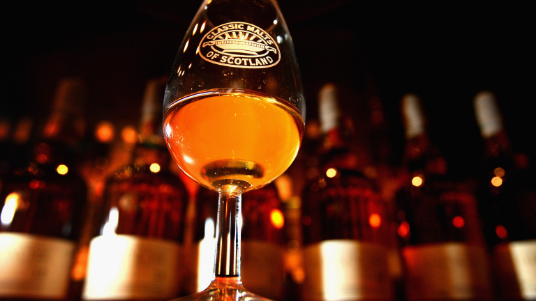 """Забравете за паунда. Какво ще означава """"Брекзит"""" за шотландското уиски?"""