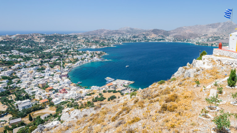 """Гърция прави умен """"гигаград"""""""