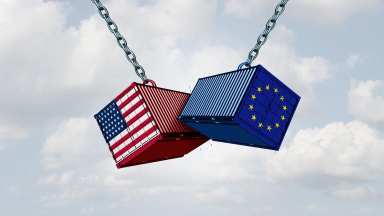 Европарламентът отказа мандат на ЕС за търговски преговори със САЩ