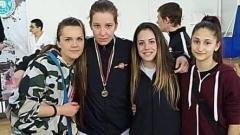Десет златни медала за състезателите на ABC от Държавното по таекуондо ITF