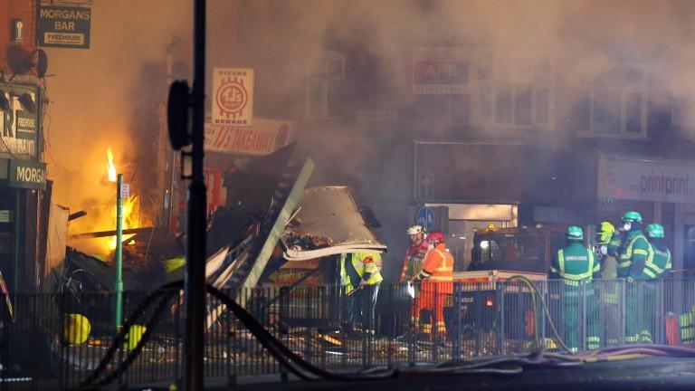Най-малко четирима души загинаха и още четирима са ранени след