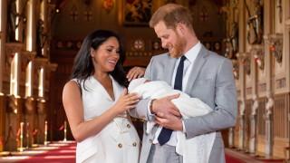 Арчи Харисън Маунтбатън-Уиндзор - името на новото кралско бебе