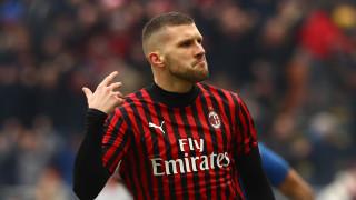 Милан започна разговори за постоянното привличане на Ребич