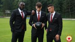 ЦСКА продължи партньорство