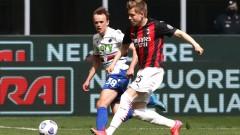 Милан и Айнтрахт се разбраха за трансфера на норвежки талант