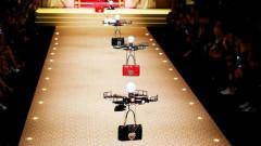 Дронове вместо манекени на ревю на Dolce & Gabbana