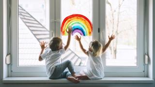 2020 - годината, която промени децата ни