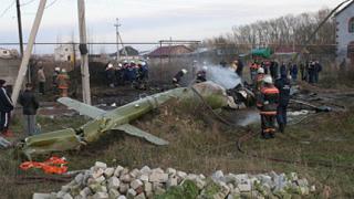 4-има загинаха при падане на хеликоптер в Русия