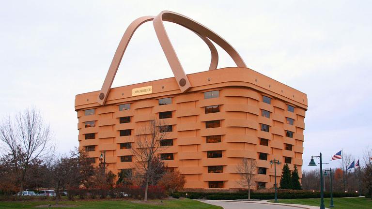 Никой не иска да купи сградата кошница в Охайо